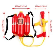 Outdoor Toys Soaker-Pump Water-Gun Shooting-Pistol Fireman Backpack High-Pressure Gun-Game