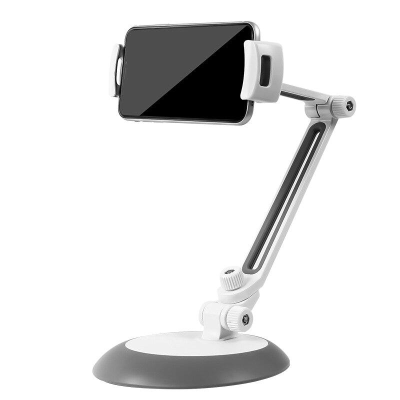 Adequado para 4-10 polegada telefone tablet geral liga de alumínio stents girar 360 graus de desktop do telefone móvel