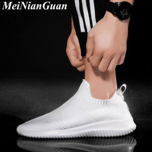Fashion Flying Weaving Shoes M