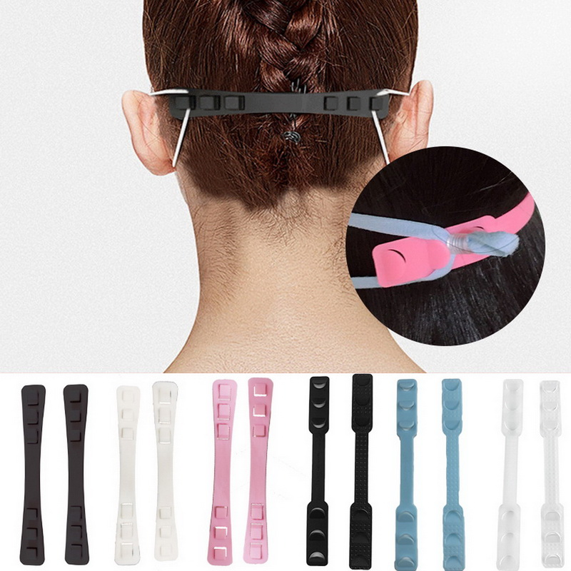5/10 Pcs Mask Anti-Strangle Artifact Anti-Ear Clips Mask Partner Hook Anti-Headache Adult Child Mask Adjustment Tools 2020