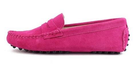 YEELOCA 2020  Women Shoes Fashion Women a001 Flats Genuine Leather Moccasins Comfortable Women  KZ018O