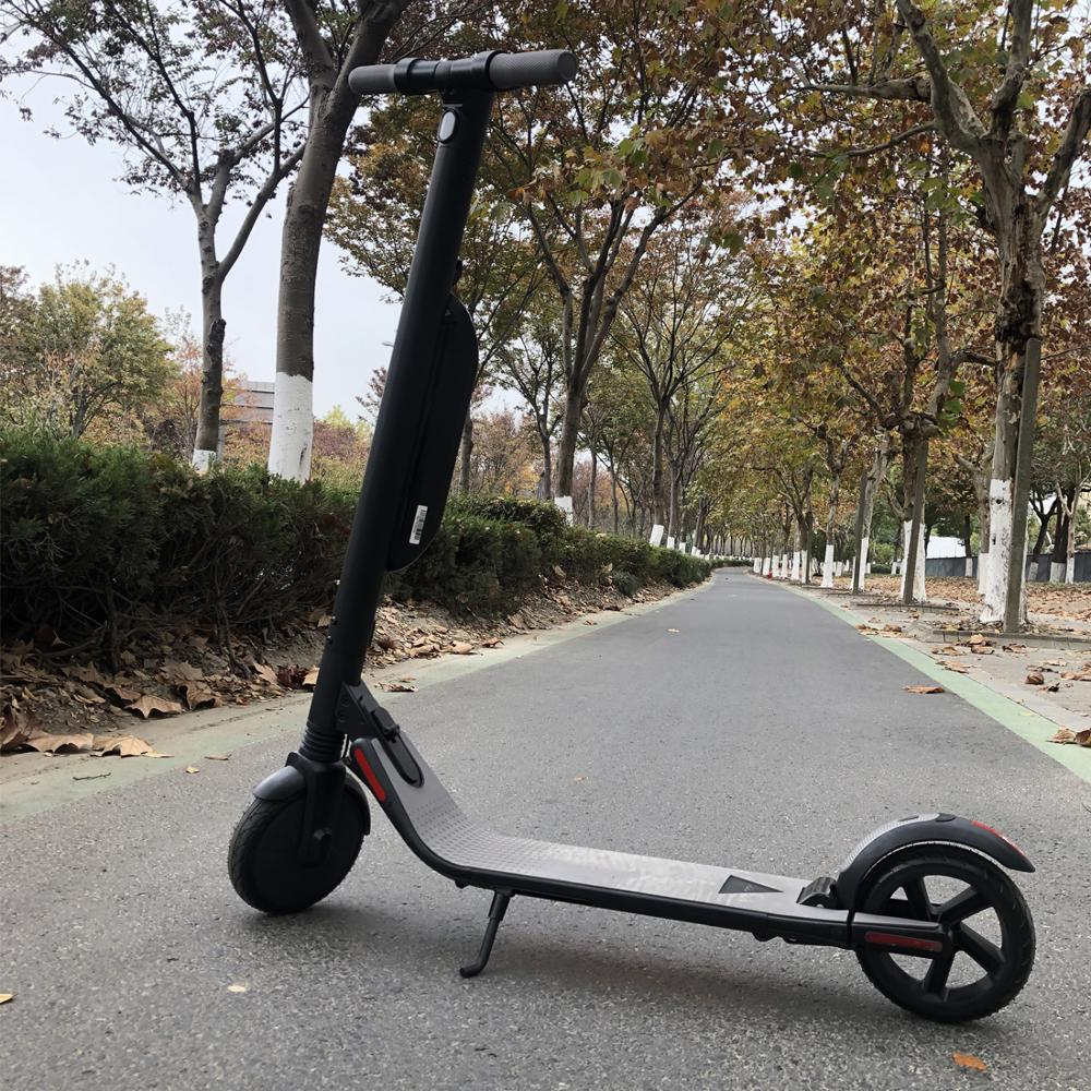 Lightweight Folding <font><b>Electric</b></font> Kick <font><b>Scooter</b></font> with Second Battery Portable 20KM/H image