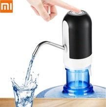 Xioami בית מים בקבוק משאבת מיני קנה מים חשמלי משאבת USB תשלום אוטומטי שתיית מים מתקן מים שאיבה