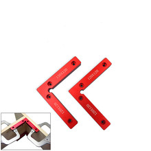 2 sets of woodworking precision right angle positioning fixture 90 degree combination tool