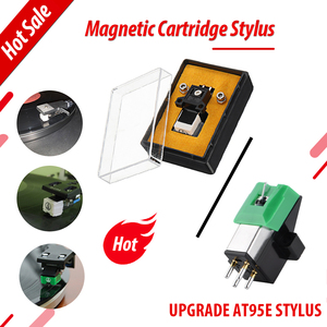 Image 1 - AT3600L AT95E Magnetic Cartridge Stylus LP Vinyl Record Player Needle for Turntable Phonograph Platenspeler Records Player