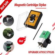 AT3600L AT95E מגנטי מחסנית Stylus LP ויניל שיא נגן מחט עבור פטיפון פטיפון Platenspeler רשומות נגן