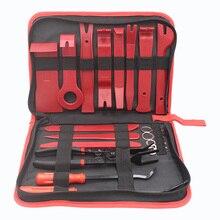 Disassembly-Tool-Set Trim-Removal Interior-Parts Panel-Trim Automotive 19pcs Auto-Radio-Repair-Kit