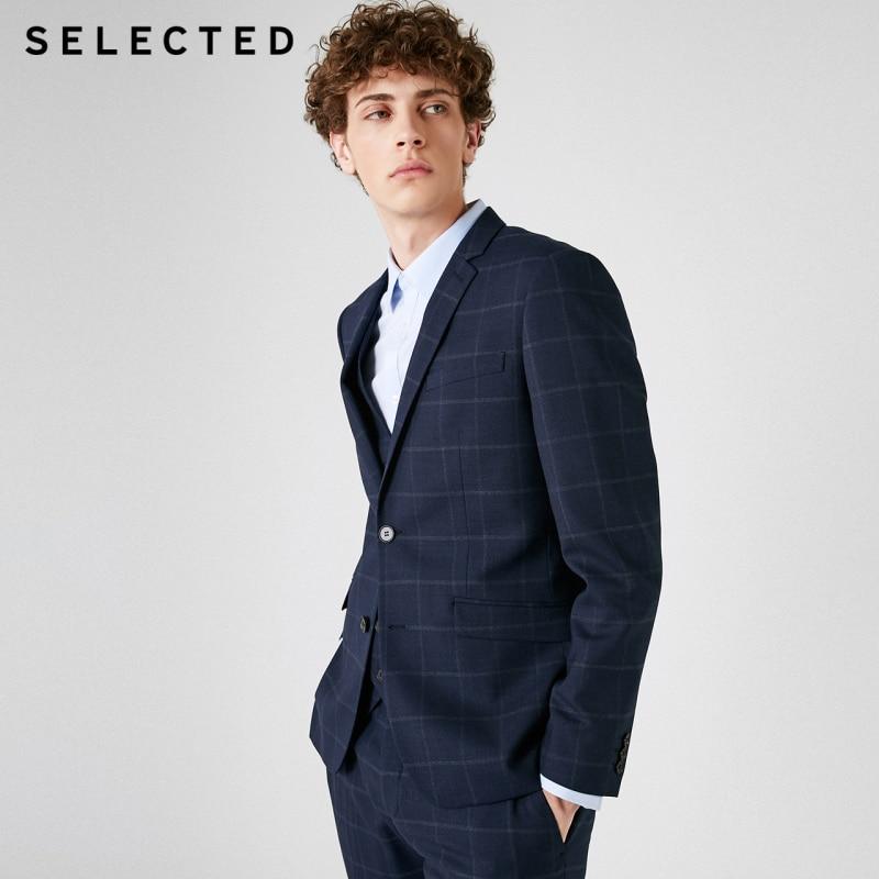 Erkek Kıyafeti'ten Blazerler'de Seçilen yeni stil iş, eğlence takım elbise Blazer S  418372505'da  Grup 1