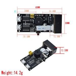 Image 5 - 組み込みコードスキャナゲートチェックスキャンモジュール携帯電話の支払いシリアル通信インタフェースusbキーボード入力バーコード