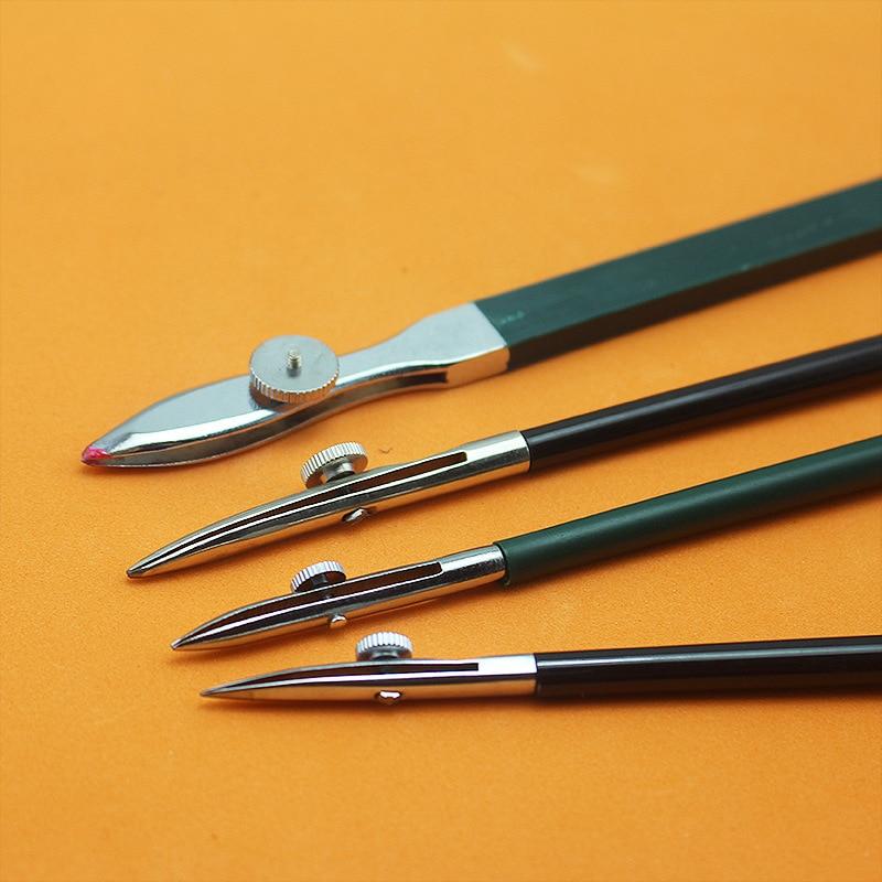 Ручка для рисования, 4 размера, тонкая линия, для маскировки, жидкая ручка, мульти ручка
