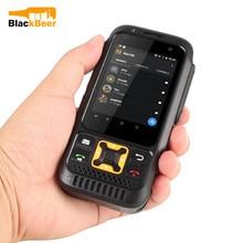 "Uniwa f30s 2.8 ""smartphone ip54 impermeável walkie talkie celular mt6739 quad core 1gb 8gb android 8.1 celular 4g zello poc"