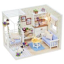 """Chi fun house """"сделай сам"""" строительная модель дом"""