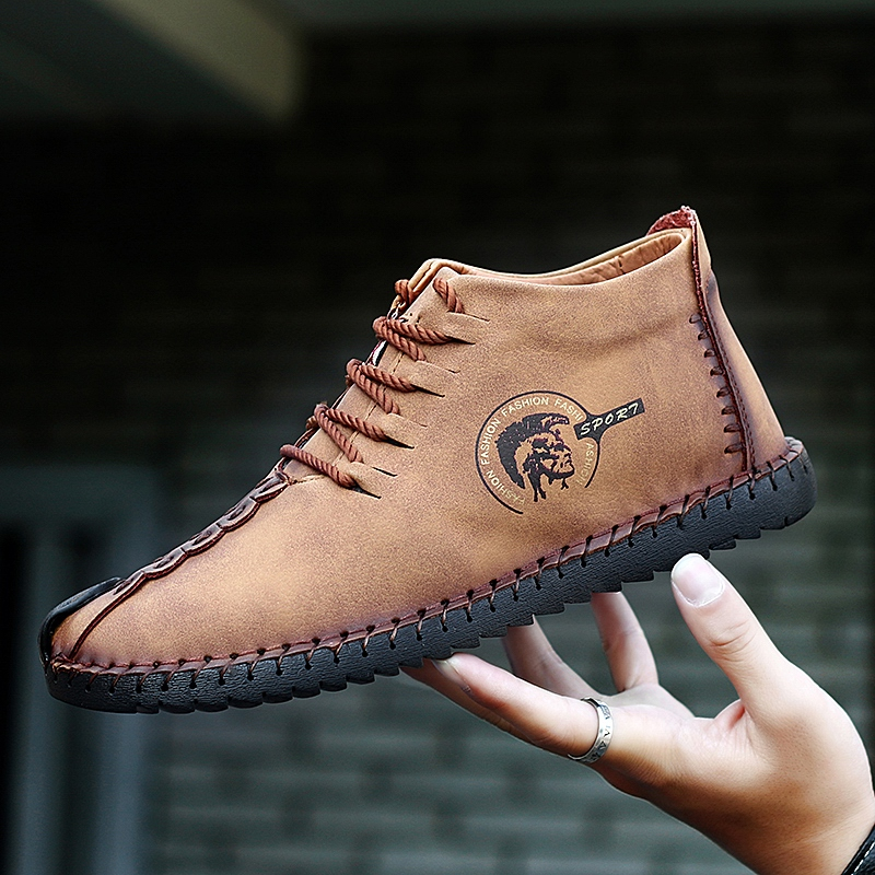 W5 LEATHER WORK SAFETY STEEL TOE CAP ANKLE BOOTS SHOES TRAINERS MENS LIGHTWEIGHT
