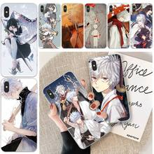 BaweiTE Gintama Anime Customer High Quality Phone Case For iphone 6 6s plus 7 8 plus X XS XR XS MAX 11 11 pro 11 Pro Max Cover byloving gintama anime customer high quality phone case for iphone 6 6s plus 7 8 plus x xs xr xs max 11 11 pro 11 pro max cover