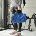 Сумка для фитнеса для мужчин и женщин  мужская спортивная сумка с Сухой Влажной подкладкой  спортивная сумка с обувью  удобные мужские спорт...