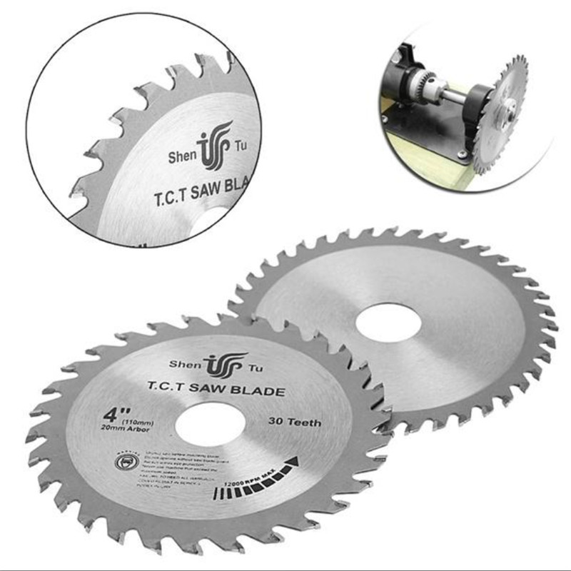 4 Inch Circular Working Alloy Machine Piece Wood Saw Cutting Blade Cutter