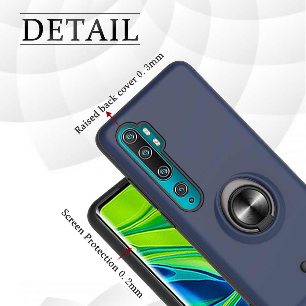 Funda rígida de policarbonato para Xiaomi CC9 Pro, funda de lujo para Xiaomi hoesje Note 10, Note 10 Pro, CC9, CC9E y Mem