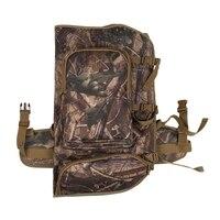 Caça tiro com arco composto saco acolchoado camada de espuma caso arco composto selvagem mochila camuflagem Arco e flecha     -