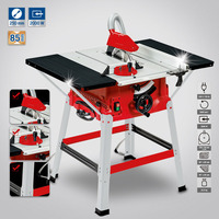 10 Inch Dust-free Saw Push Table Saw Panel Saw Multi-functional Woodworking Miter Saw Cutting Machine Circular Saw