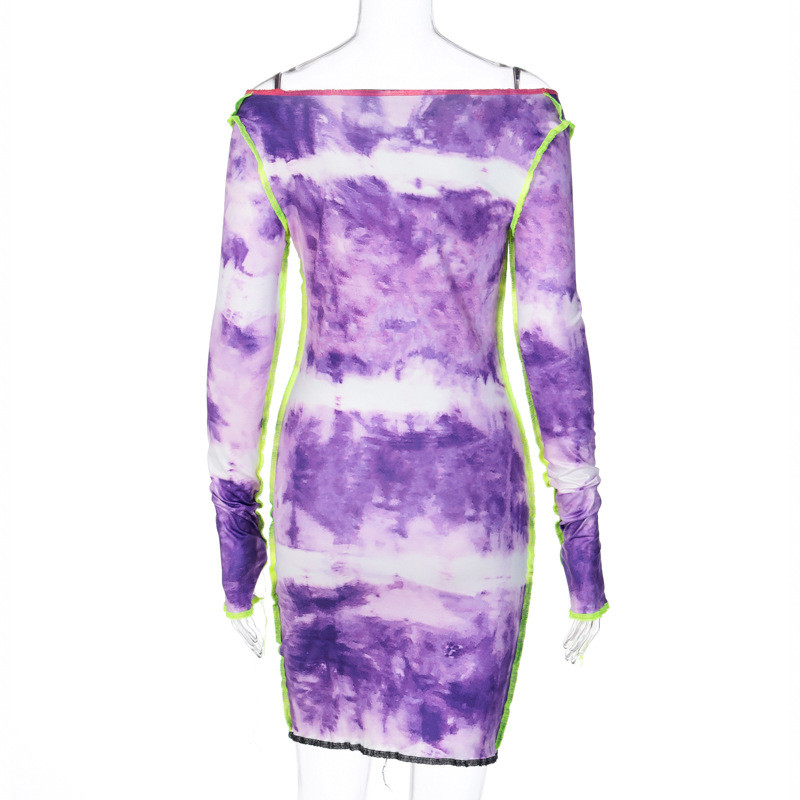 off shoulder dress01