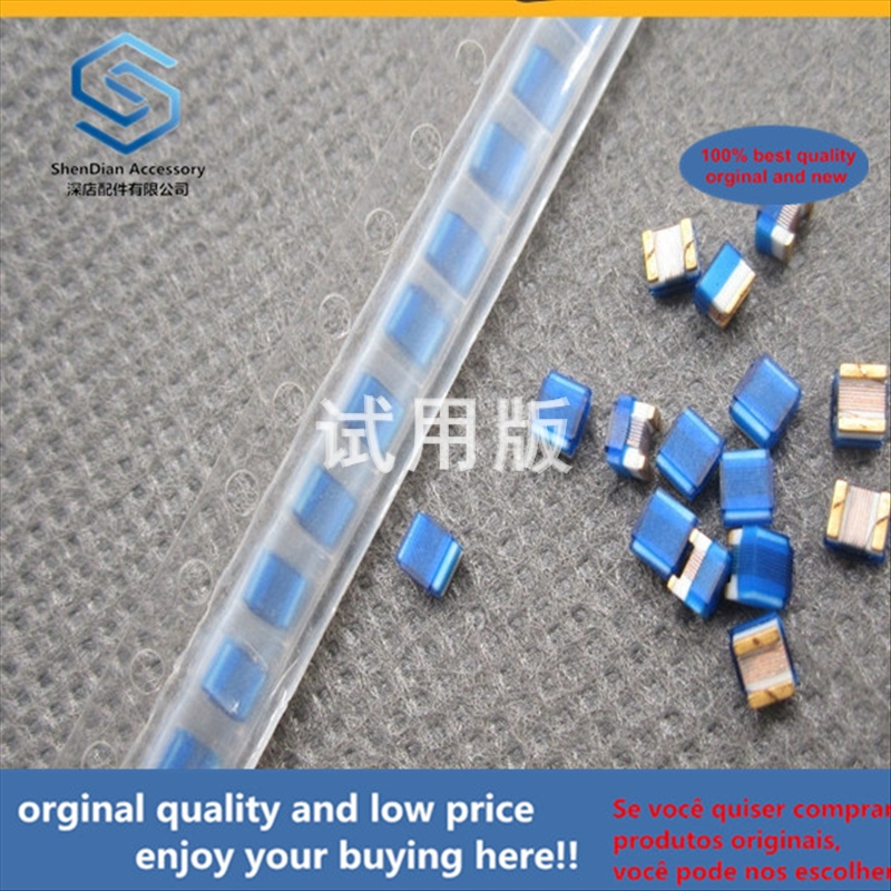 50pcs 100% Orginal New Best Quality FHW1008UCR12JGT 0.12uH 1008 2520 120nh SMD Wire Wound Inductor