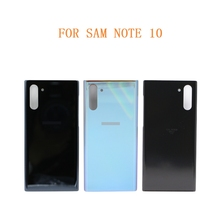 Original Note 10 Housing Cover Battery Real Door Case Cover Replacement For SAM Sam-sung Galax y NOTE 10 туфли galax galax ga016ambadr2