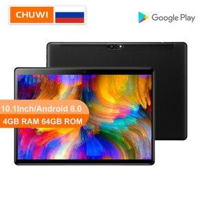 Image 1 - CHUWI オリジナル Hi9 空気タブレット Pc アンドロイド 8.0 MT6797 X23 デカコア 4 ギガバイトの RAM 64 ギガバイト ROM 4 グラムタブレット 2 18K スクリーンデュアル 8000 Mah の 10.1 インチ