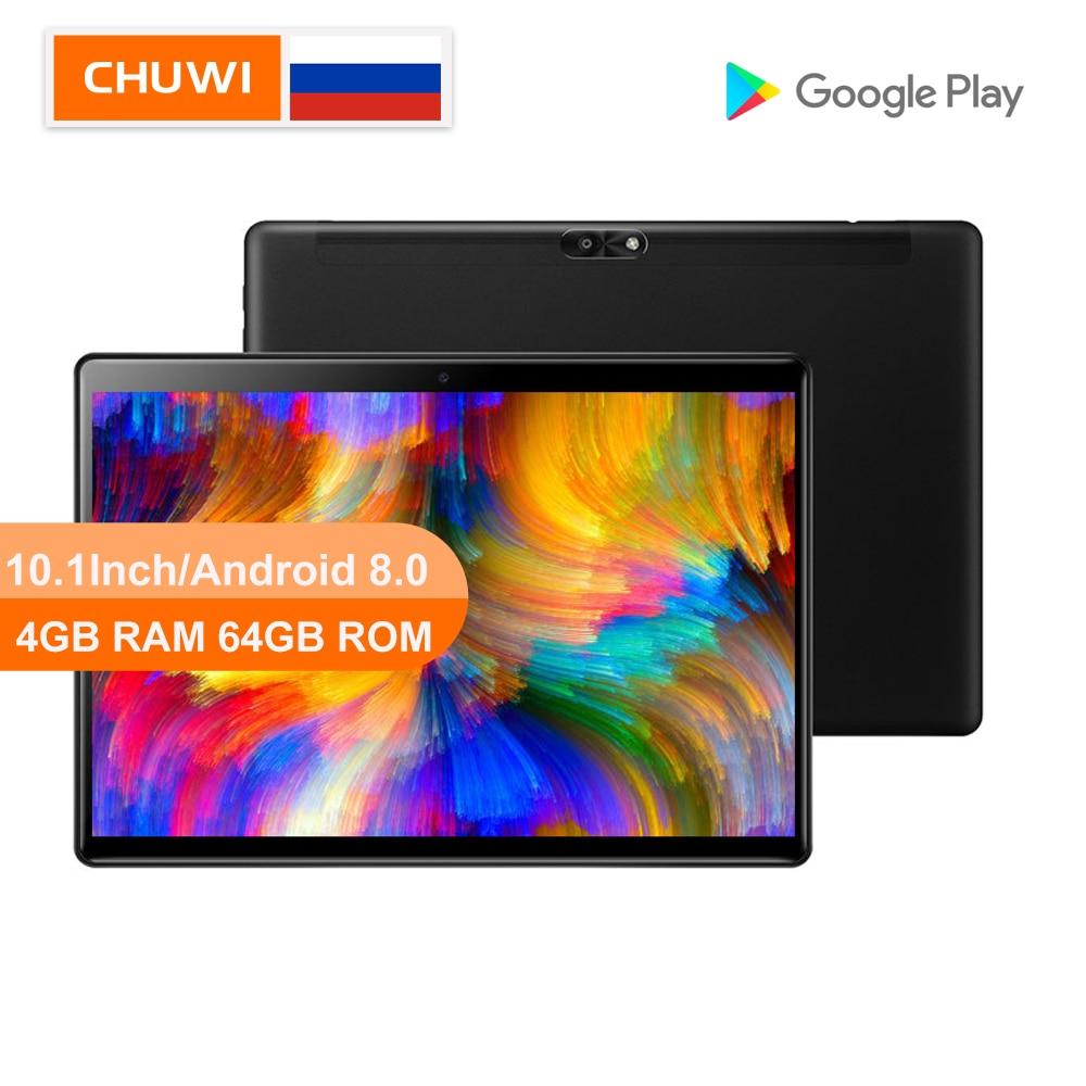 CHUWI Original Hi9 Air Tablet PC Android 8.0 MT6797 X23 Deca Core 4GB RAM 64GB ROM 4G Tablet 2K Screen Dual 8000MAH 10.1 Inch