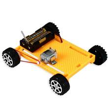 Smart Car Kit 4WD Smart Robot Car Chassis Kits with Speed Encoder and Battery Box for arduino Diy Kit(China)