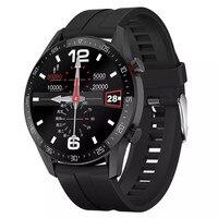 SK7 Smart Uhr Bluetooth Anruf Schlaf Überwachung Nachricht Erinnerung Smartwatch Männer IP68 Wasserdichte Sitzende Herz Rate