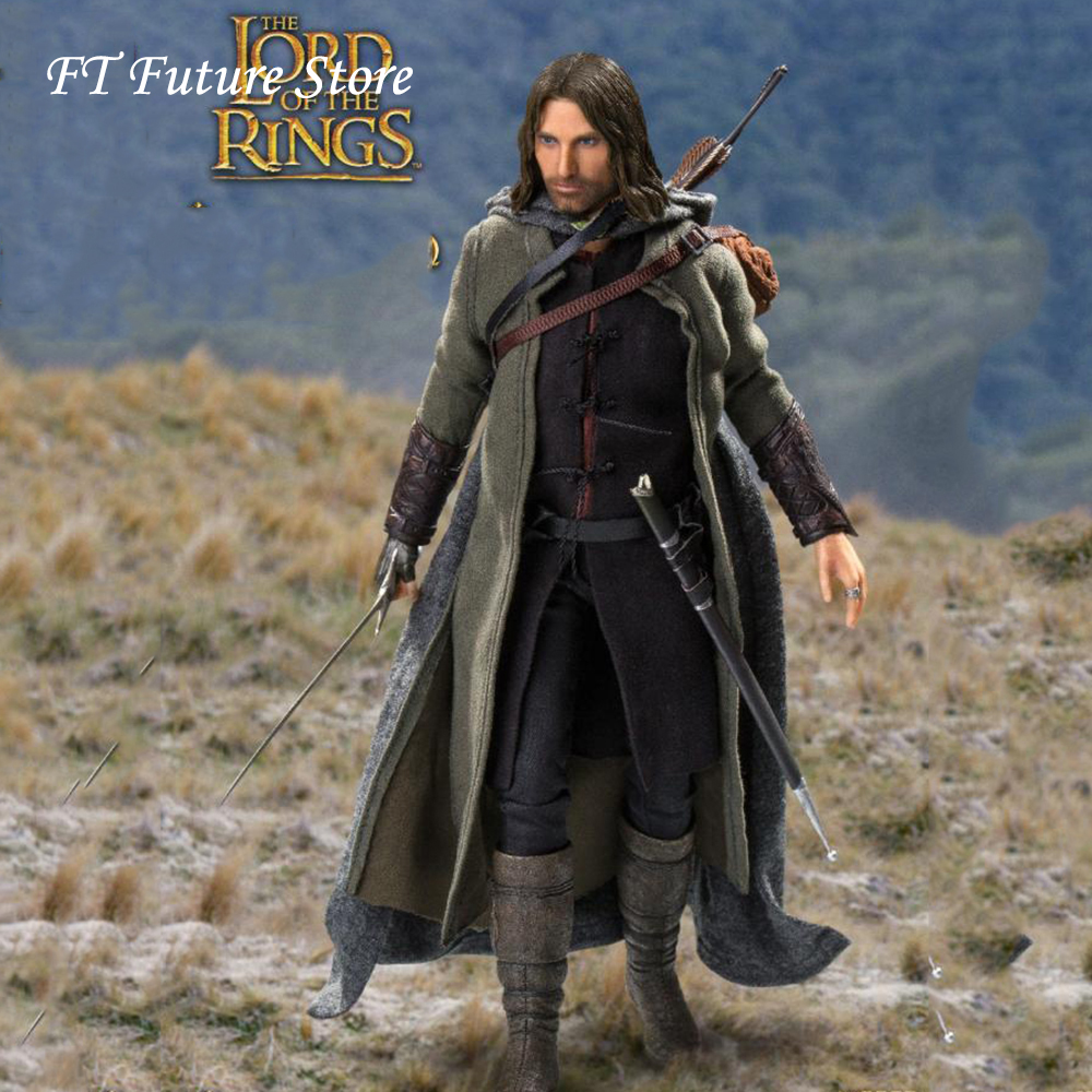 For Collection 1/6 Scale SA8008 The Lord of The Rings–The Two Towers Full Set Action Figure Model for Fans Gifts