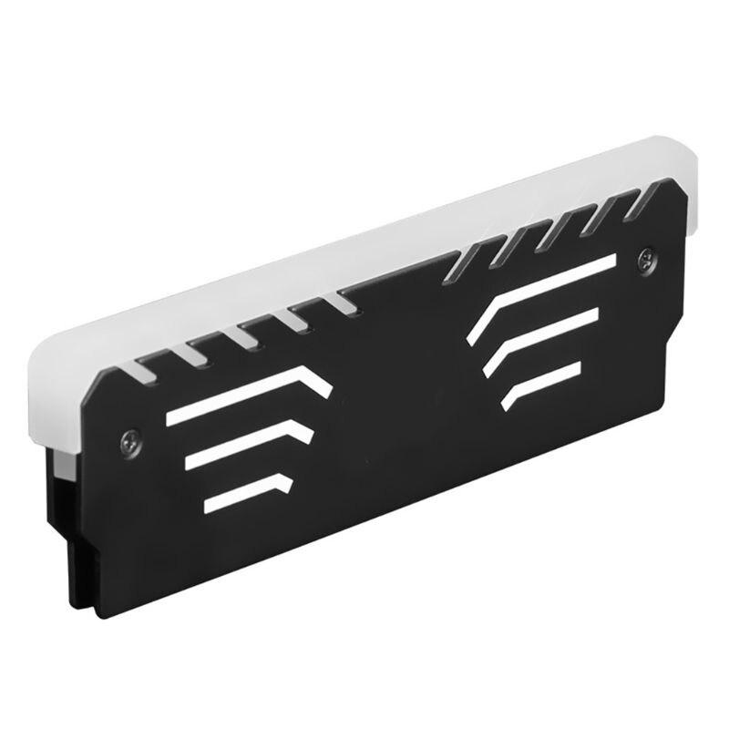 Memória ram rgb cooler dissipador de calor colete de refrigeração para diy jogo de computador ddr ddr3 ddr4 r9jb|Ventiladores e resfriadores|   - AliExpress