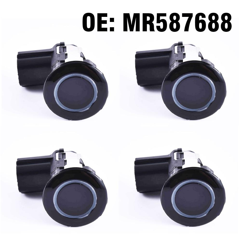 4 sztuk/partia czujnik parkowania pdc Parktronic MR587688 dla Mitsubishi Outlander Colt MK6 Grandis