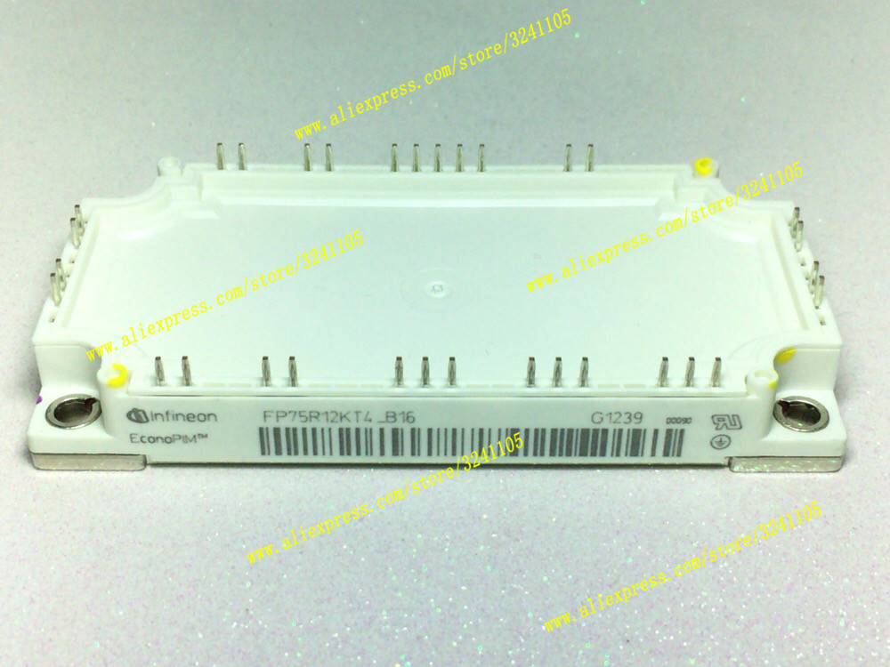FP75R12KT4-B16 FP75R12KT4_B16  FP75R12KT4 B16  Free Shipping New And Original Module