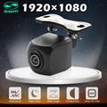 Новинка FHD 1920*1080P ночное видение объектив рыбий глаз задний вид автомобиля AHD CVBS камера для всех Android DVD монитор
