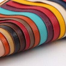 Высококачественный ремешок ручной работы из натуральной кожи растительного дубления сделай сам ремень яловая кожа ткань
