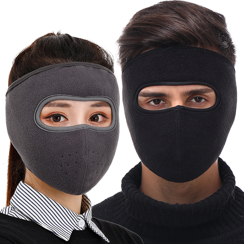 Warm Winter Ski Snow Scarf Motorcycle Face Mask  Outdoor Sports Neck Protecting Motorcycle Face Mask