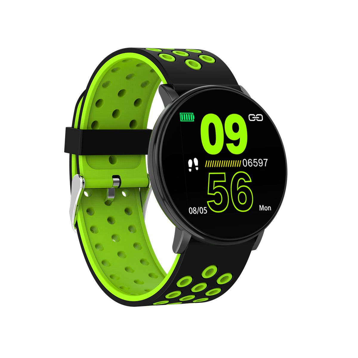 New Smartwatch Waterproof Sports for iphone Smart watch phone Heart Rate Monitor Blood Pressure Functions For Women men