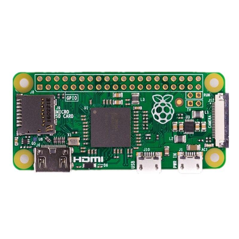raspberry pi Original Raspberry Pi Zero Board with Single-core 1 GHz Processor Chip Compare with Raspberry Pi Zero W Board (3)