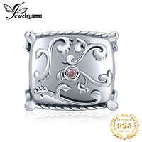 JewelryPalace Home Pillow 925 Sterling Silver Beads Charms Silver 925 Original Fit Bracelet Silver 925 original Jewelry Women