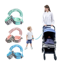 HIPAC 360 Toddler Baby Safety Harness Leash Kid Anti Lost Wrist Traction Rope Band Baby Walker  Walking Hand Belt  Child Harness