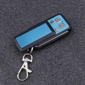 Image 3 - KEBIDU 4 Channel Remote Control Copy Code Remote Wireless 433Mhz Electric Cloning Gate Garage Door Auto Remote Control Universal