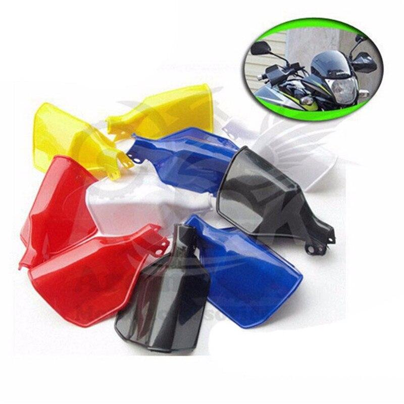 pitbike accessories moto protection motorbike hand guards for yamaha suzuki honda cb650f hand protection motorcycle handguard(China)