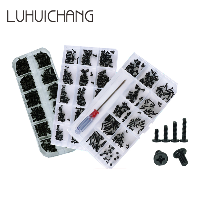 Luhuichang m2 m2.5 portátil notebook parafusos conjunto computador eletrônico digital mini mecânica sortimento kit de reparação ferragem