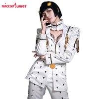 Bruno Bucciarati Cosplay Jojo Bizarre Adventure Cosplay Golden Wind Jojo Cosplay Costume Man