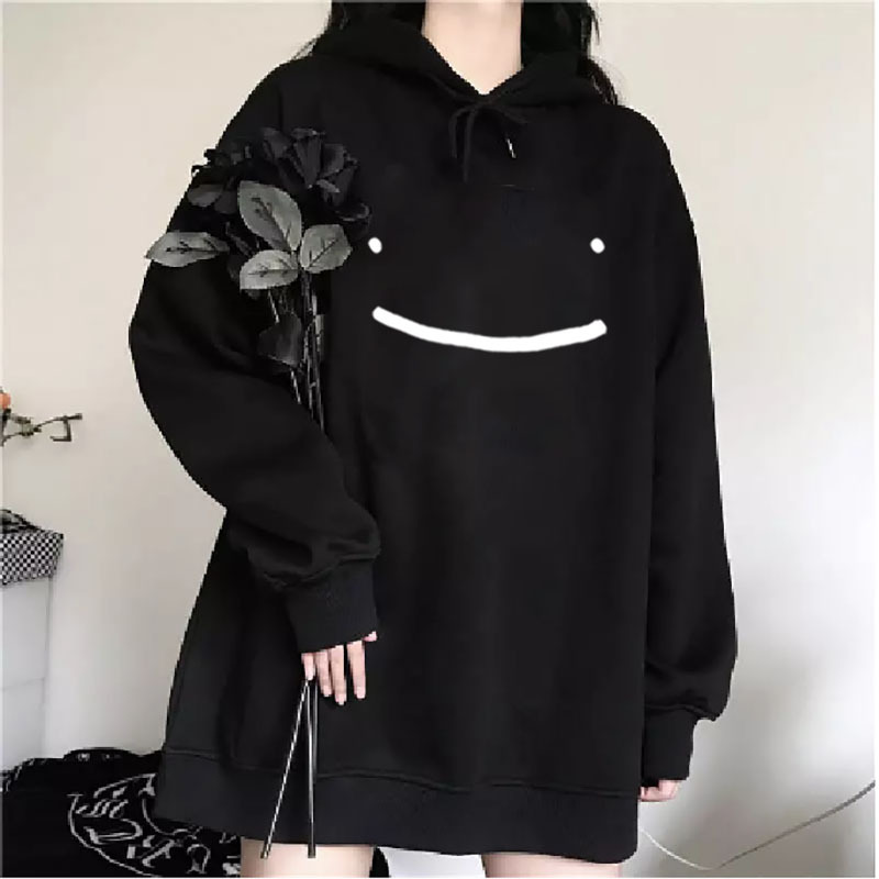 Dream Smp Men/Women Hoodie Fashion All-match Unisex Sweatshirt Retro Cute Long Sleeve Personality Streetwear Casual Pullover Top 1