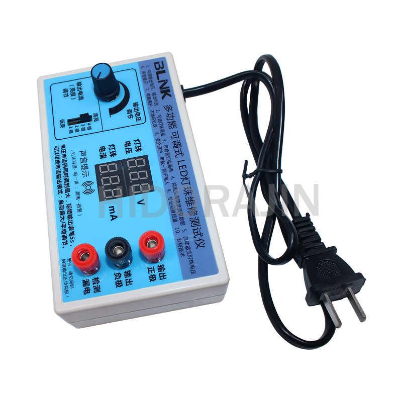 Pantalla de 220V CA, retroiluminación Led, probador de LED LCD, TV LED, retroiluminación, probador de cuentas de luz para lámpara, tablero de luz LED