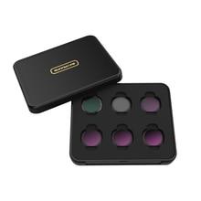 FIMI Palm/2 Gimbal Filter 중립 밀도 폴라 액세서리 FI MI Palm 2 용 ND/UV/CPL C PL 필터 세트
