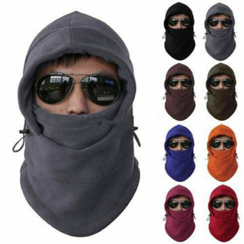 Winter Balaclava Beanie hat Female for Women Men Face Mask Bonnet Windproof Thick Warm Snow Ski Winter Hat Cap earflap winter bicycle windproof motorcycle wind stopper face mask hat neck helmet cap thermal fleece balaclava hat for men