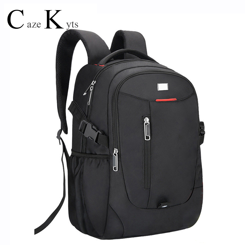 hot sale fashion large capacity usb interface business school backpack for man image
